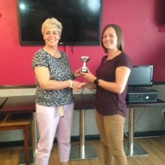County Ladies AGM presentations to KHC