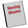 Executive Committee Meeting minutes January 2018 published