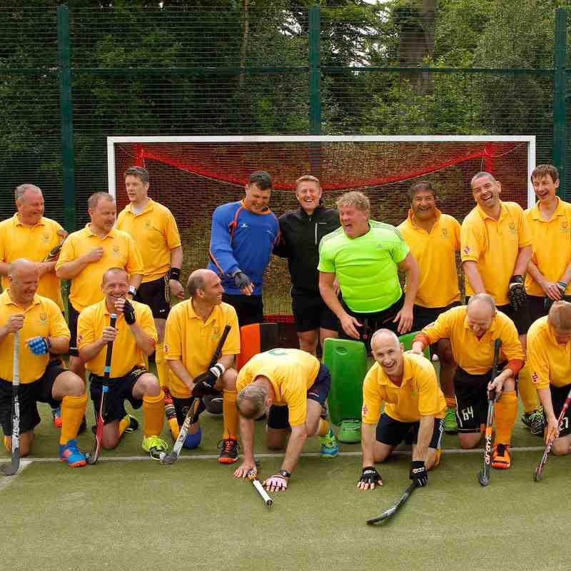 Midlands O50s Men
