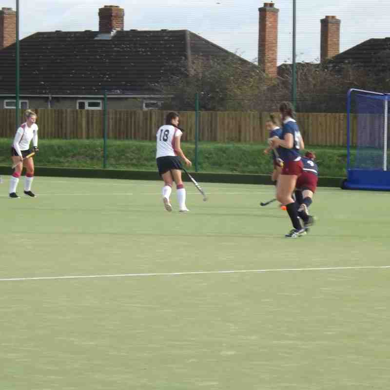 Ladies 2nds v Wootton 2nds