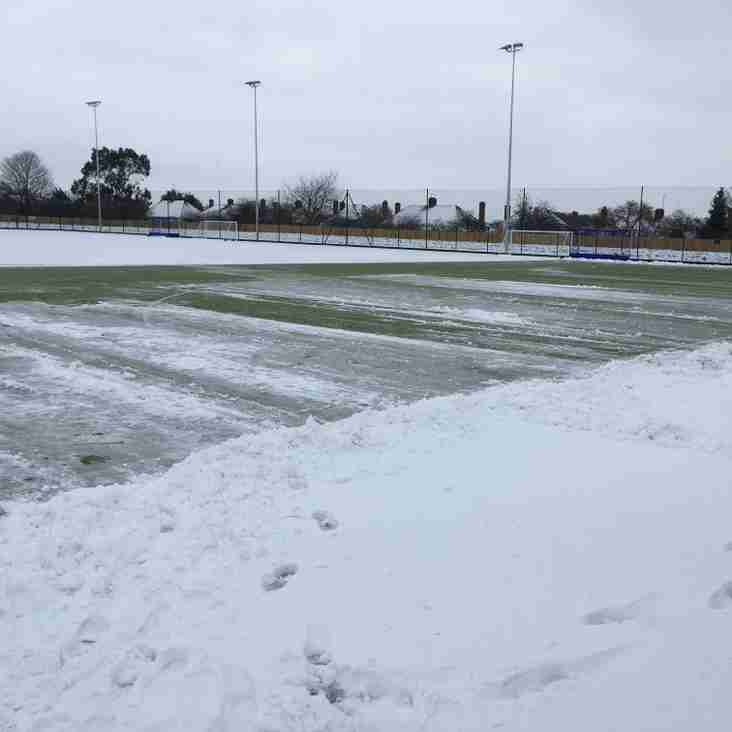 Kettering 0-1 Mother Nature