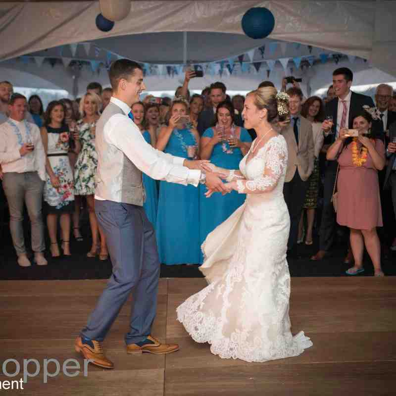 Jason Jess wedding