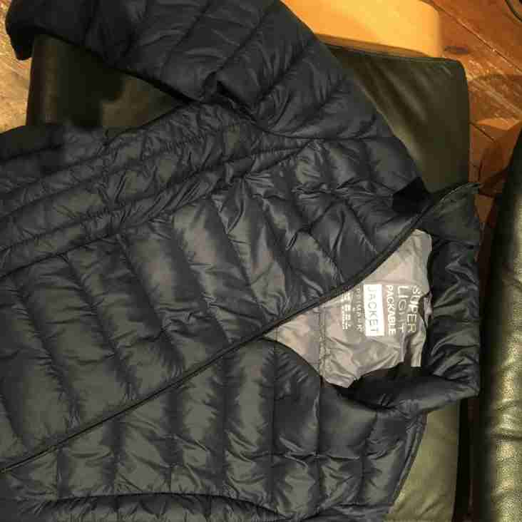 Coat left at Club on Saturday. Is it yours?