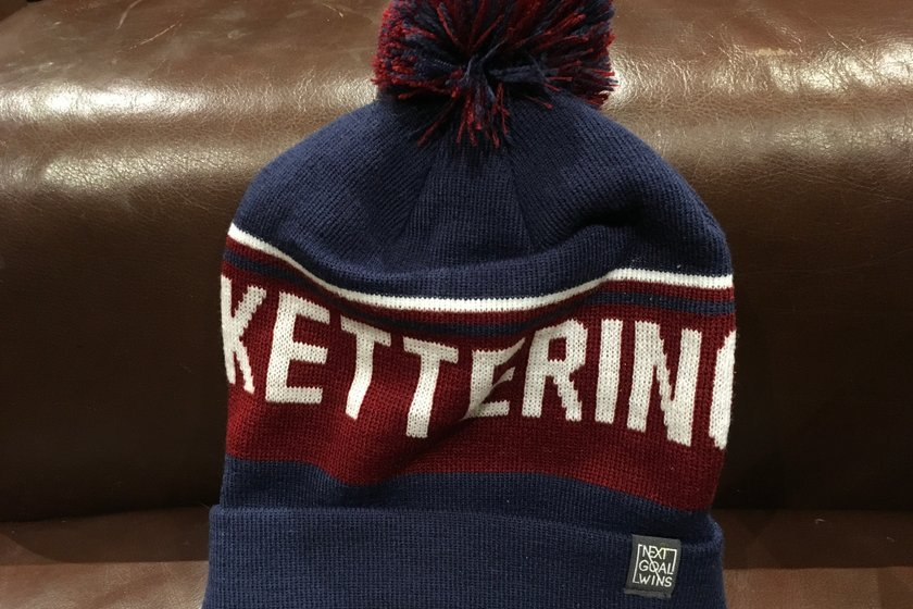 Bobble hats are in.