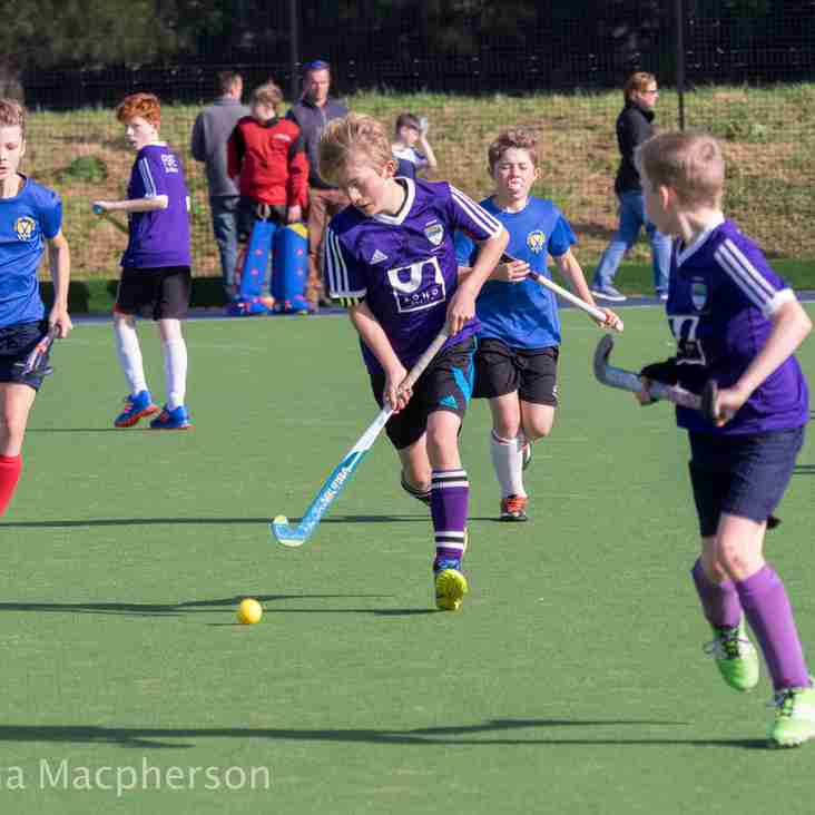 Northants Hockey Player Development Camp - with Kettering Hockey Club - Summer Fun