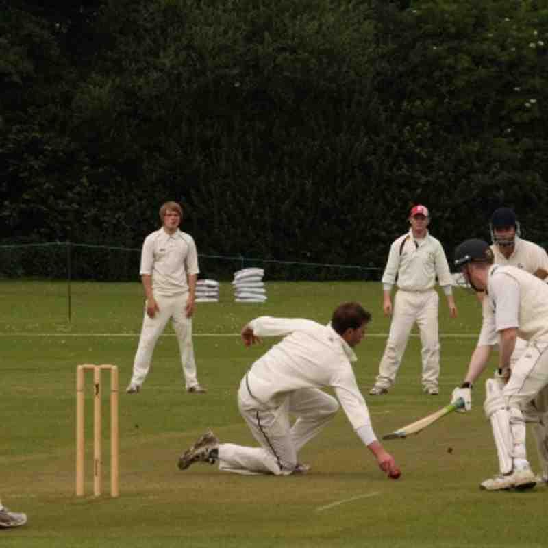 Rostherne vs Wistaston (away) July 2012