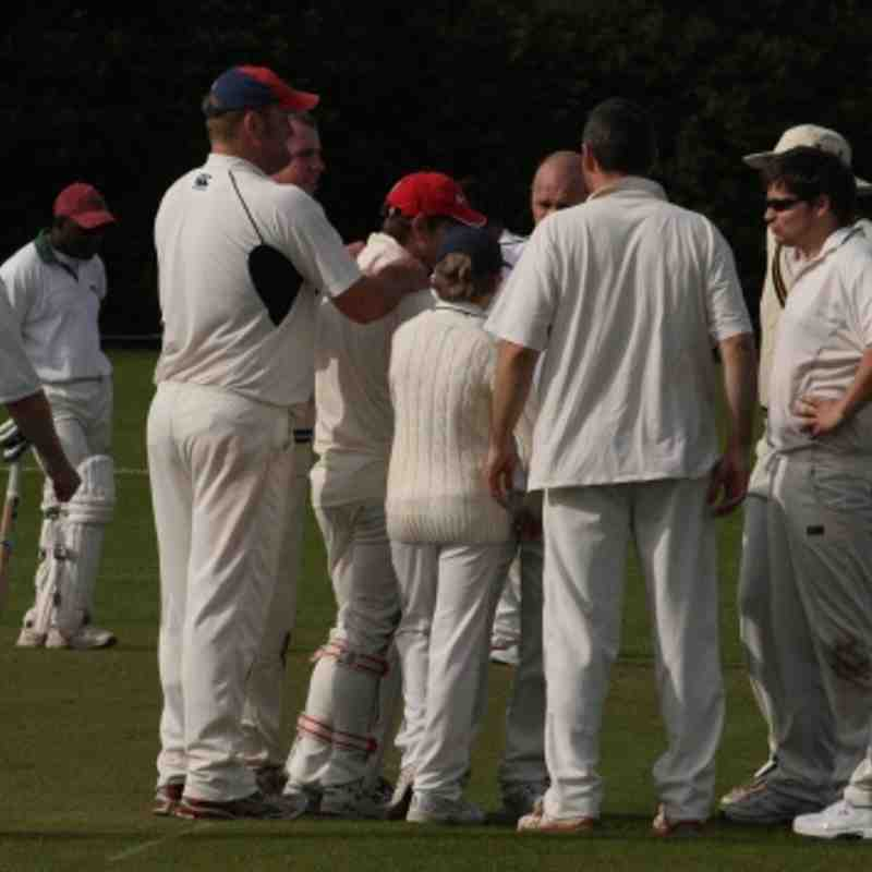 Rostherne vs Wistaston (away) July 2012
