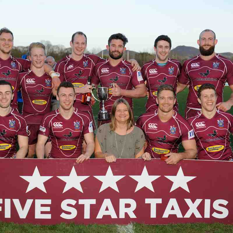 2017 Five Star Taxis Gala Sevens