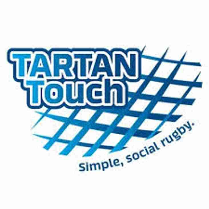 Tartan Touch back on tonight