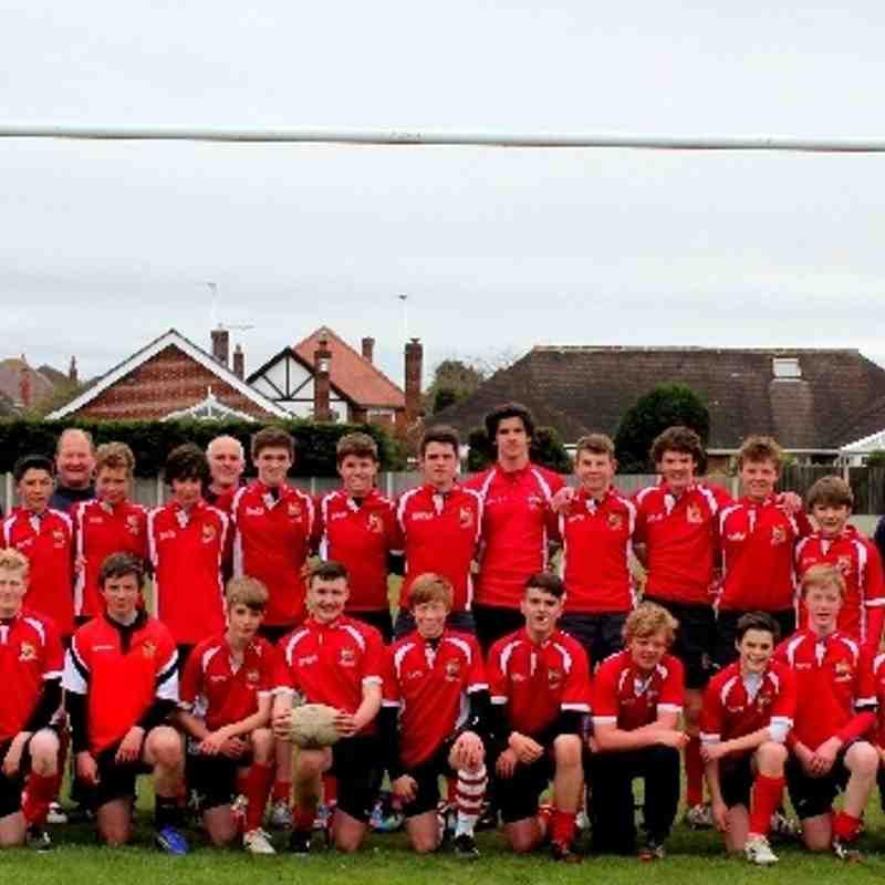 Lancashire Cup Finals 2013