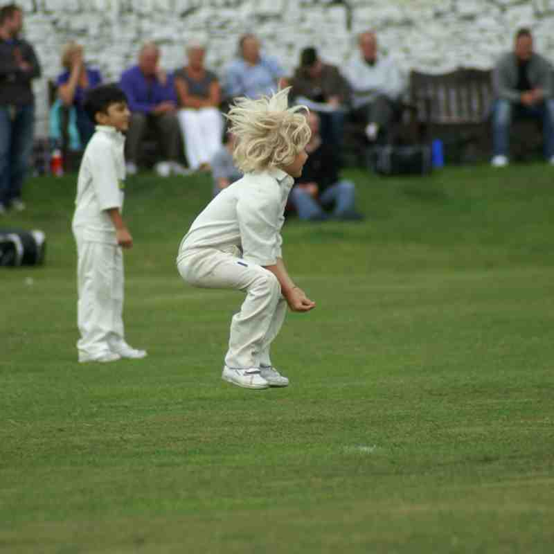 PSL U9's v Farsley 4th Sept 2011