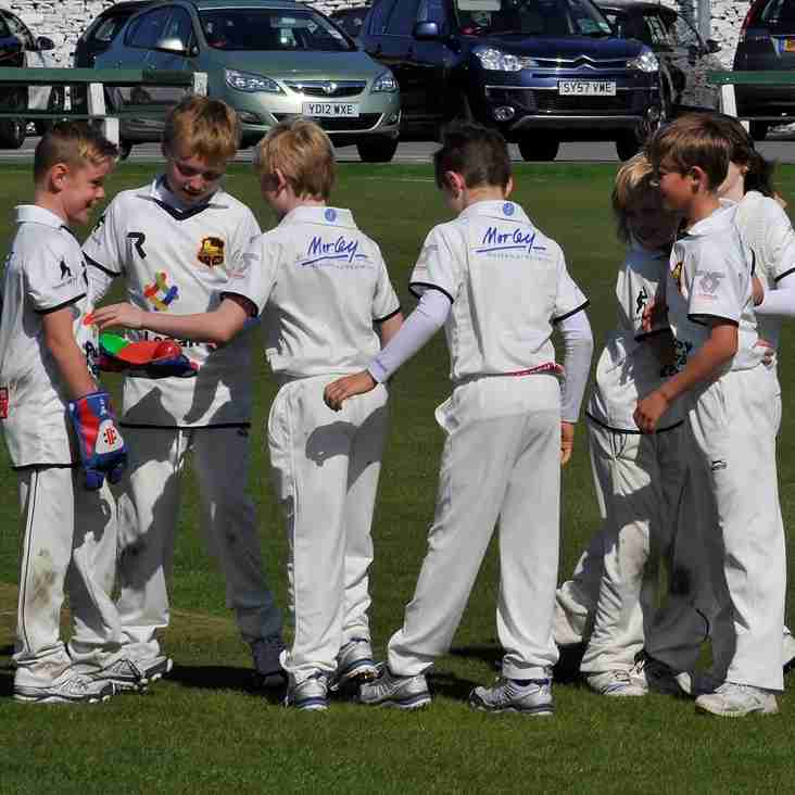 U9's A Just fall short by 15 runs in the Semi v Cleckheaton