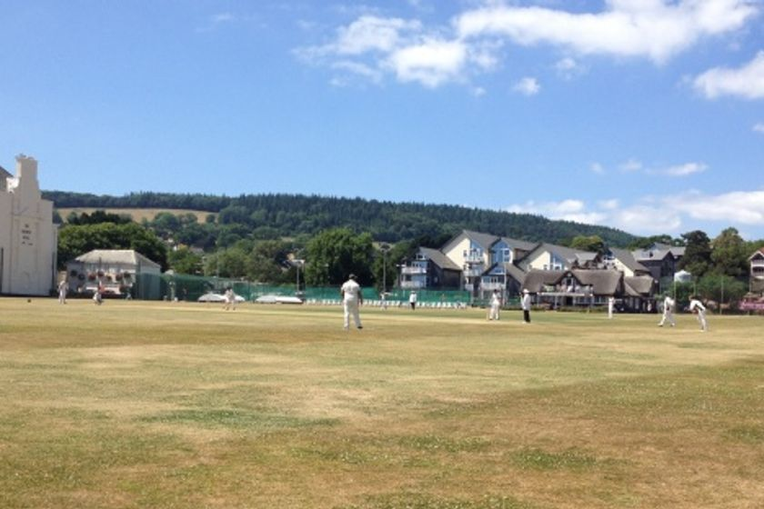The History of Sidmouth CC