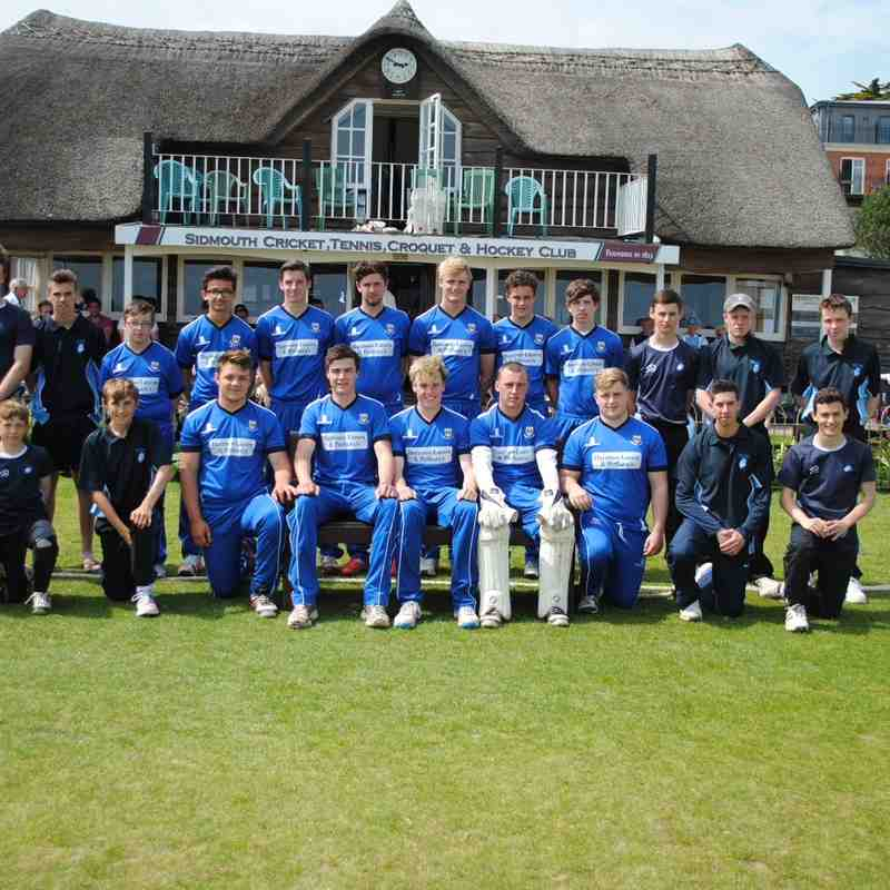 Sidmouth Seagulls Under 19 T20