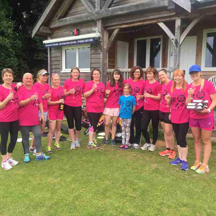 Sidmouth Women Take A Bow!