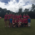 Sidmouth's Ladies Making Great Progress