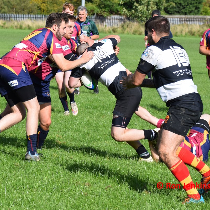 Wednesbury 39 v Clee Hill 0