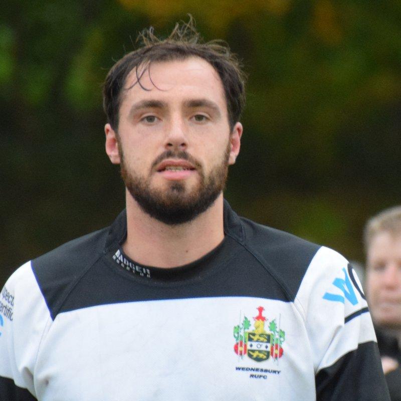 Wednesbury RUFC Playing Staff 2017-18