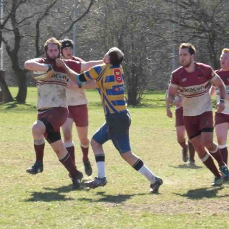 Best Action Photos - 4XV Season 2012/13