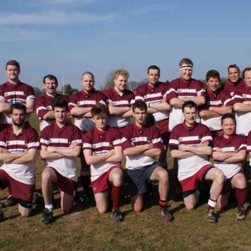 4XV v Hampstead (H) 29th March