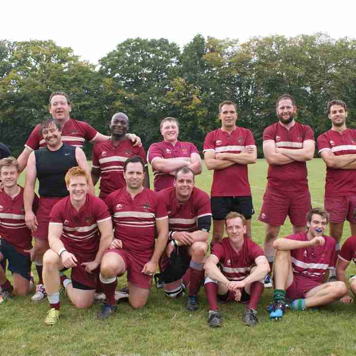 3XV End of Season Report
