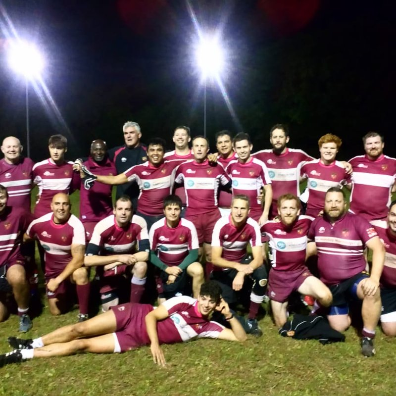 3XV win the battle of The Mount