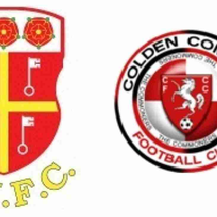 Pre-Season Friendly: Colden Common 2-3 HUFC
