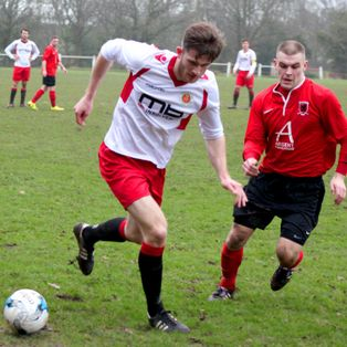 Hampton 0-2 Droitwich Spa