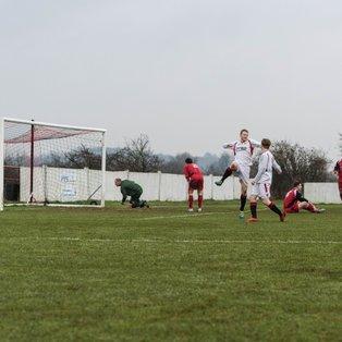 Coton Green 0-1 Saltmen