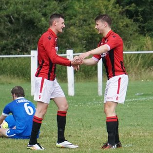 Droitwich Spa 2-2 Knowle (Won 4-2 on penalties)
