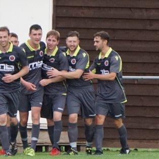 AFC Wulfrunians 1-1 Droitwich Spa (Wulfs win 4-2 on penalties)