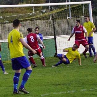 Droitwich Spa 3-0 Alcester Town