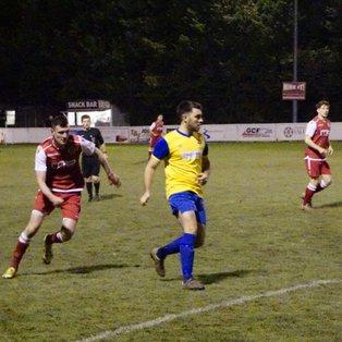 Feckenham 2-4 Droitwich pa