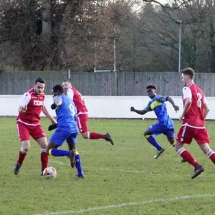 Droitwich Spa 2-1 Moors Academy