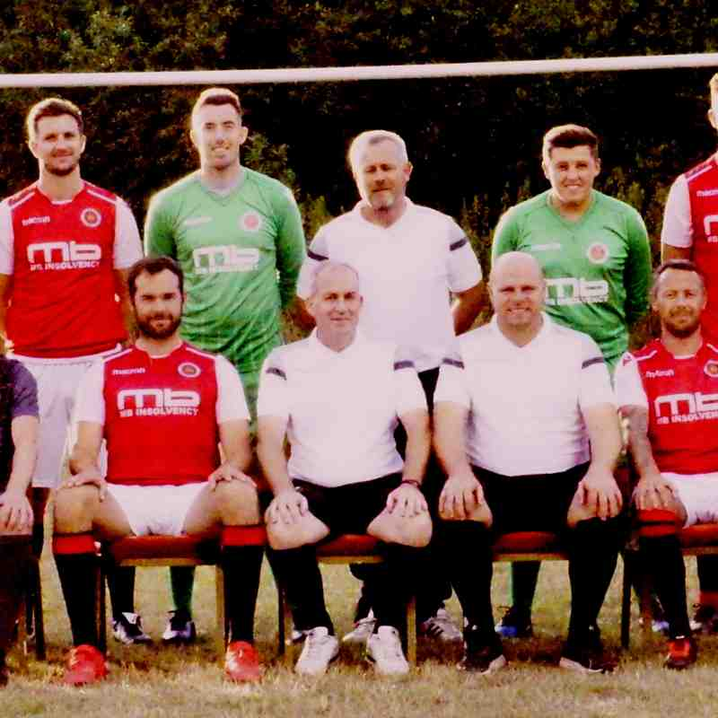 DSFC 2018-19 season. Photo courtesy of Mathew Mason
