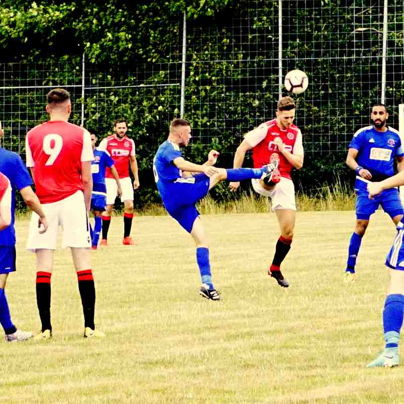 Jack Allerton vs Sikh Hunters (A) photo courtesy of Mathew Mason