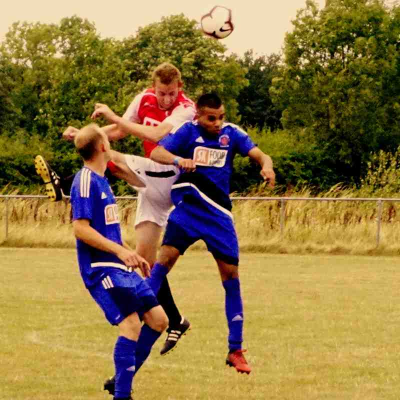 Graeme Pardoe vs Sikh Hunters (A) photo courtesy of Mathew Mason