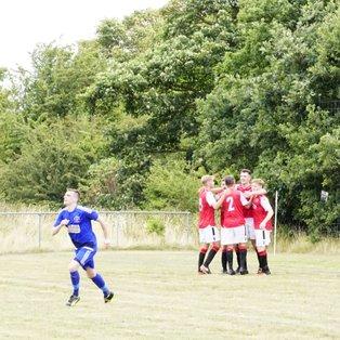 Droitwich Spa 2-0 Old Wulfrunians