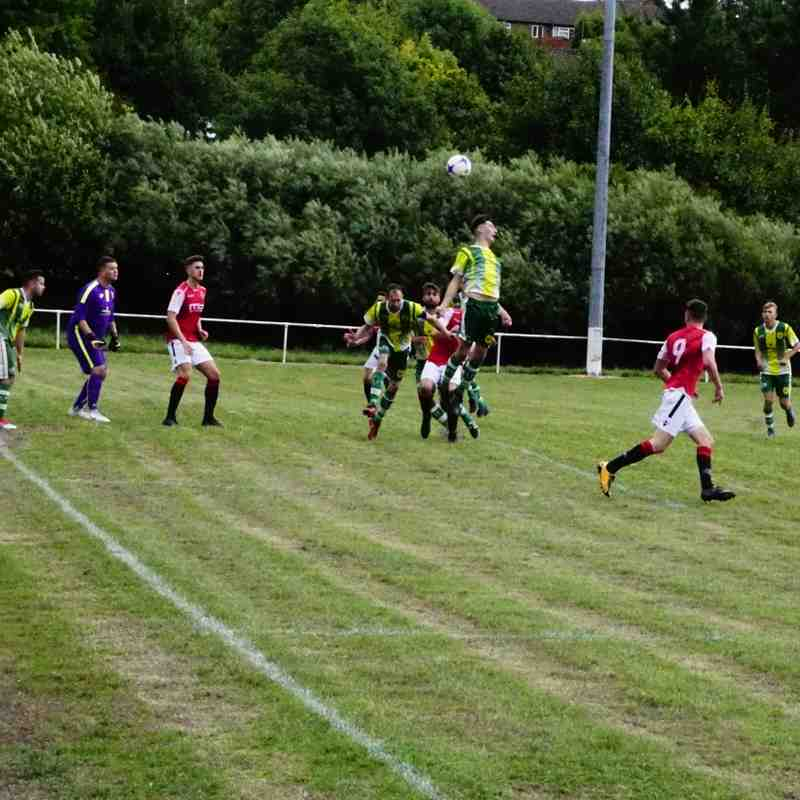 Spa attack vs Gornal Athl (A) photo courtesy of Mathew Mason