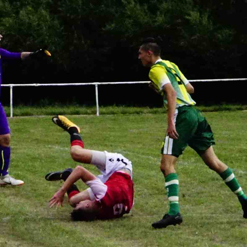 James Lemon vs Gornal Athl (A) photo courtesy of Mathew Mason