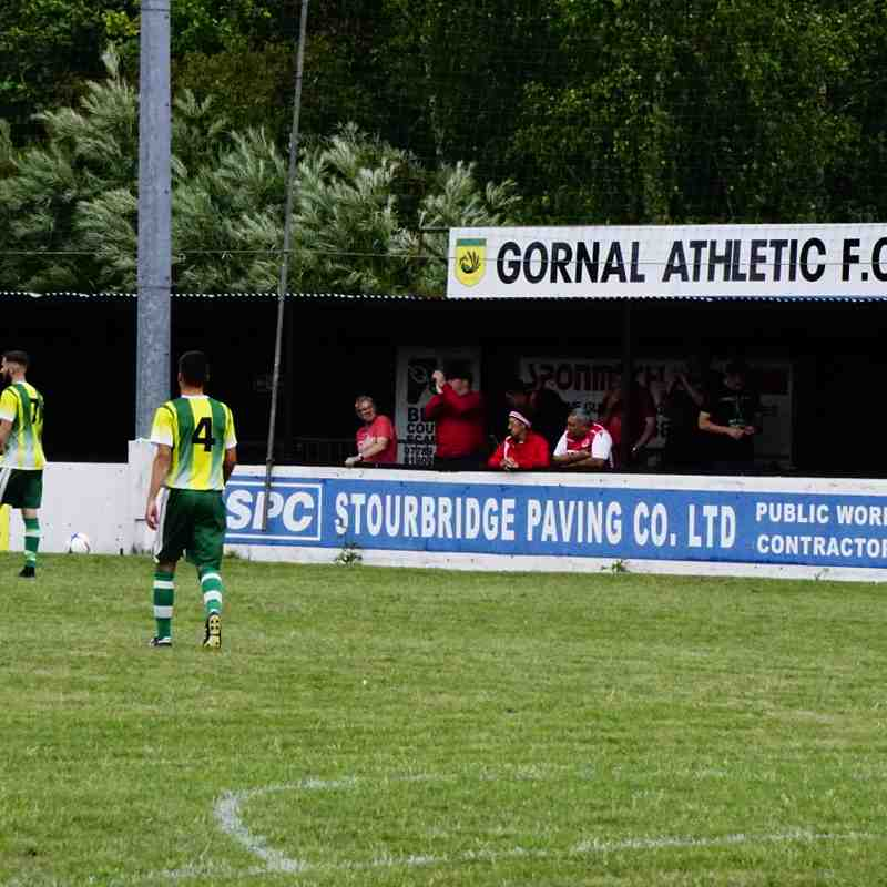 Spa fans vs Gornal Athl (A) photo courtesy of Mathew Mason