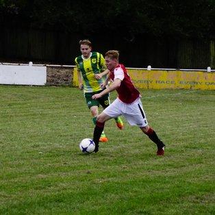 Gornal Athletic 0-2 Saltmen
