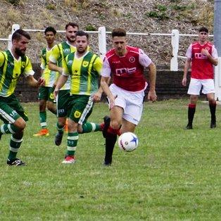 Saltmen 4-1 Gornal Athletic