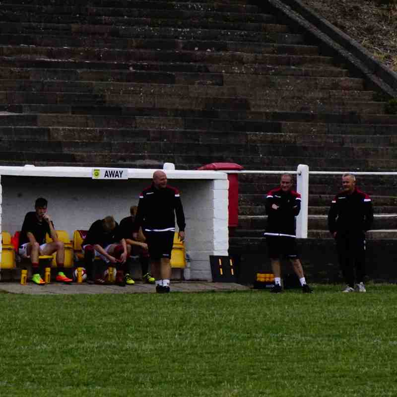 Droitwich Bench vs Gornal Athl (A) photo courtesy of Mathew Mason