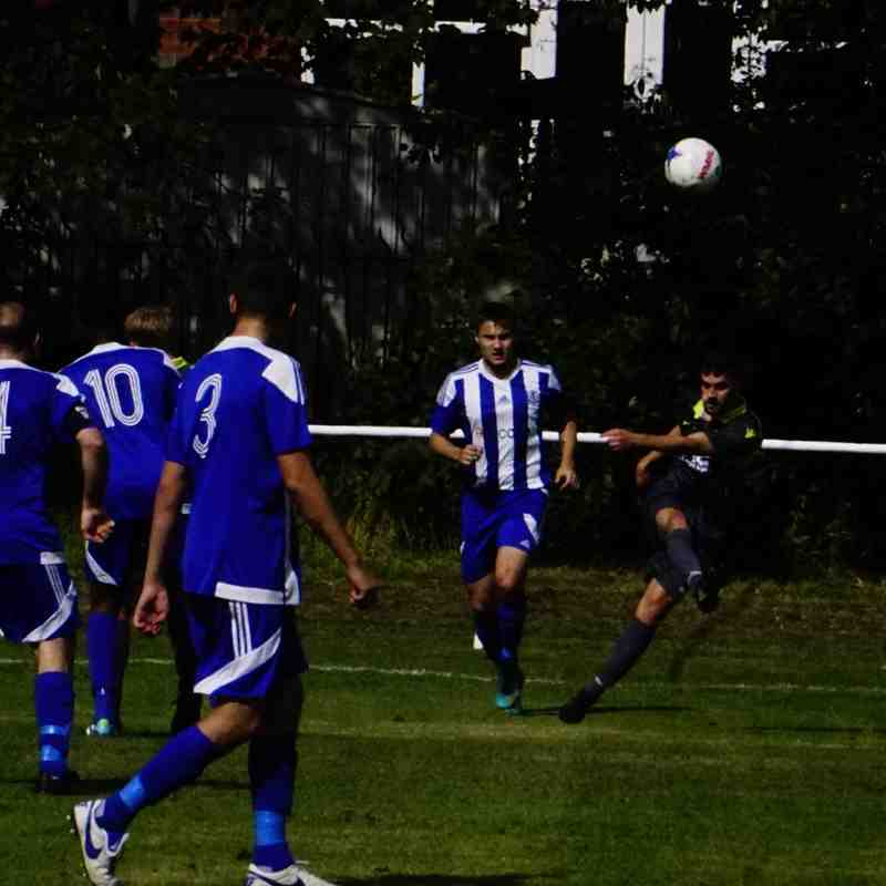 Brad Burgess vs Darlaston Town (A) courtesy of Mathew Mason