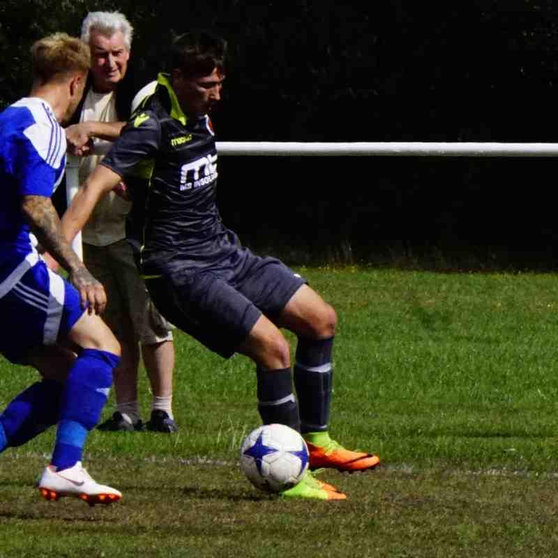 Jack Davies vs Darlaston Town (A) courtesy of Mathew Mason