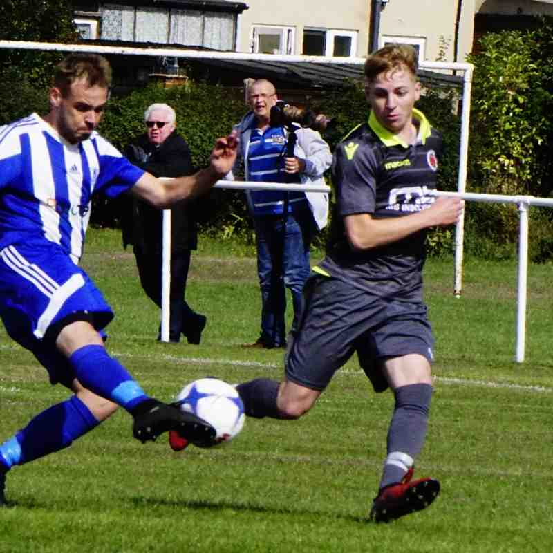 Haydn Morris vs Darlaston Town (A) courtesy of Mathew Mason