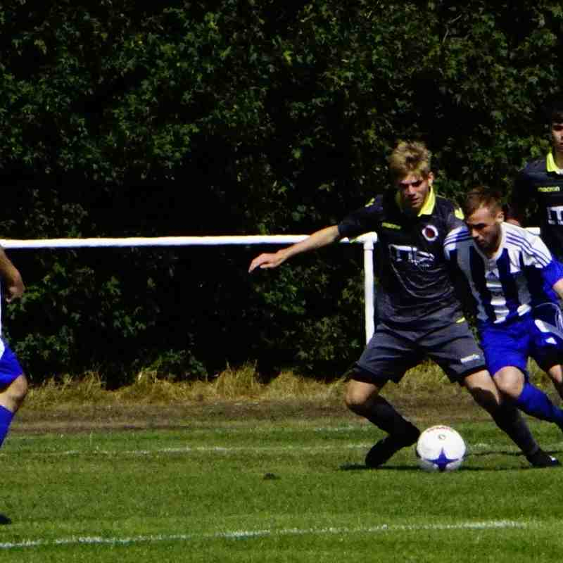 Cory Rudd vs Darlaston Town (A) courtesy of Mathew Mason