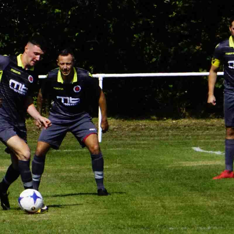 James Lemon vs Darlaston Town (A) courtesy of Mathew Mason