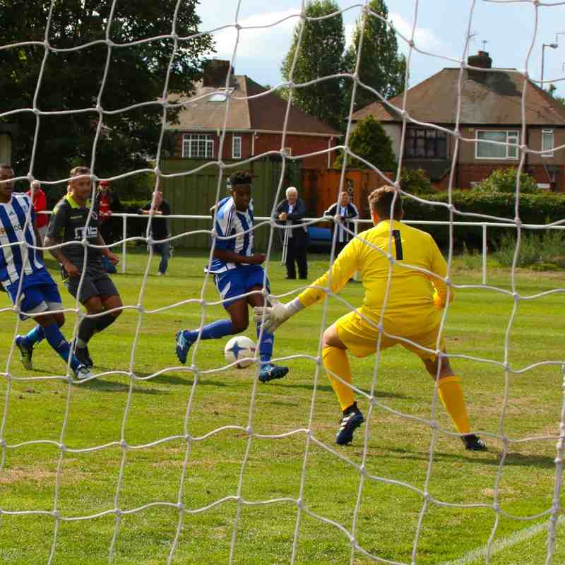 Darlo shoot vs Darlaston Town (A) courtesy of DTFC